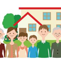給湯器とガス代の関係(二世帯住宅の場合)