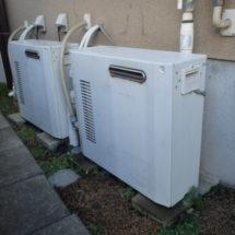 2世帯住宅の給湯器って同時に交換した方がいいの??